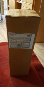 Blumensaeule Palisander Paket